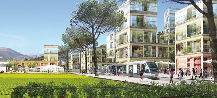 Eco-Vallée de la Côte d'Azur